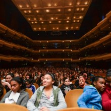 Possibility Thinkers at Benaroya Hall in Seattle