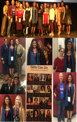 Women Who Could! At Girls Can Do in WA DC