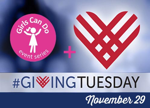 Giving Tuesday is November 29th, 2016